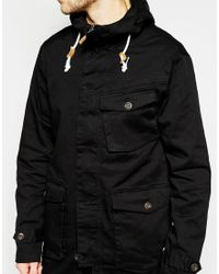 Clwr - Parka With 3 Pockets - Lyst