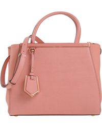 Fendi Under-Arm Bags pink - Lyst