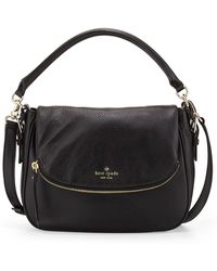 Kate Spade Cobble Hill Devin Small Shoulder Bag Black - Lyst