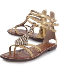 Sam Edelman Ginger Sandals - Lyst