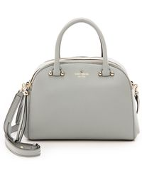 Kate Spade Charles Street Kenton Cross Body Bag Big Smoke - Lyst