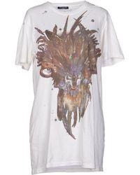 Balmain T-Shirt - Lyst