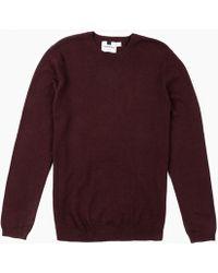 Topman   Marl Sweater   Lyst