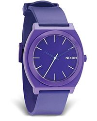 Nixon Time Teller Watch 38mm - Lyst