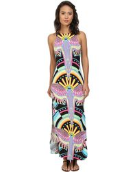 Mara Hoffman Maxi Tank Dress - Lyst