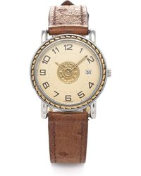Hermès HermãˆS Sellier Watch - Lyst