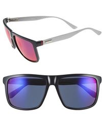 Gucci 57Mm Sunglasses - Lyst