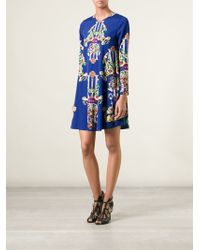 Mary Katrantzou Lanote Dress - Lyst