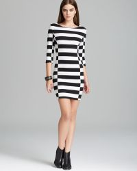 Dolce Vita Dress Royce Stripe Ponte - Lyst