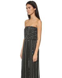 Parker Lovey Dress - Black - Lyst