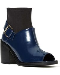 Nasty Gal Shellys London Gise Bootie - Lyst