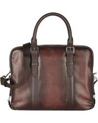 Araldi - Adjustable-Handle Briefcase - Lyst