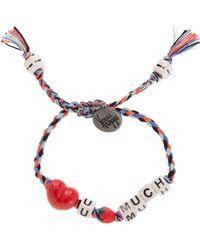 Venessa Arizaga Love You Berry Much Bracelet - Lyst