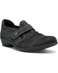 Cobb Hill - Nadine Leather Slip-ons - Lyst