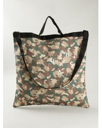 Haus By Golden Goose Deluxe Brand - Camouflage Print Tote - Lyst