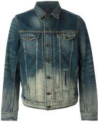 Diesel Blue Elshar Jacket - Lyst