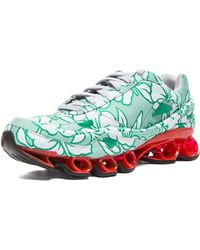 Raf Simons X Adidas Tropical Jacquard Running Shoes - Lyst