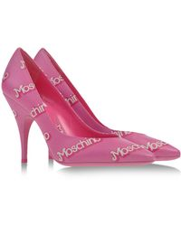 Moschino Pumps - Lyst