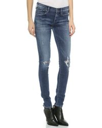 Citizens Of Humanity Avedon Skinny Jeans - Distressed Byron Bay - Lyst