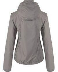 Bench - Alliance Hooded Packaway Jacket - Lyst