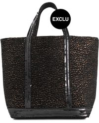 Vanessa Bruno Exclusive Speckled Medium Tote - Lyst