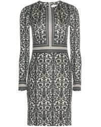 Tory Burch Deborah Silk Jersey Dress - Lyst