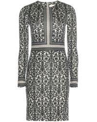 Tory Burch Deborah Silk Jersey Dress - Lyst