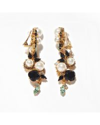 Erdem Vickisarge For Earrings - Lyst