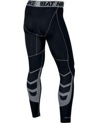 Nike   Men's Pro Combat Hypercool Compression Leggings   Lyst