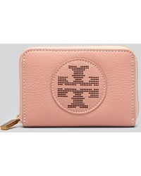 Tory Burch Coin Case Quinn Zip - Lyst