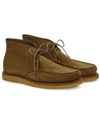 Club Monaco - Rancourt Chukka Boot - Lyst