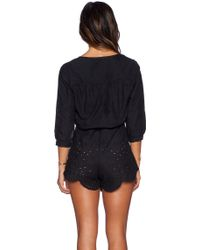 Spell & The Gypsy Collective - Casablanca Playsuit - Lyst