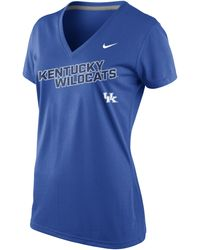 Nike Womens Kentucky Wildcats Stealth Legend Tshirt - Lyst