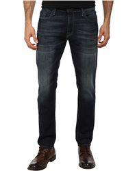 Mavi Jeans Jake Regular Rise Slim Leg in Dark Shaded Yaletown - Lyst