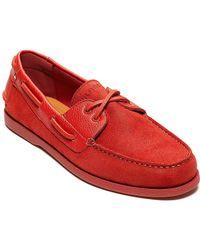 Tommy Hilfiger Boat Shoe - Lyst