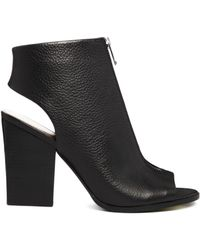 Report Signature Brynna Zip Front Shoe Boot - Lyst