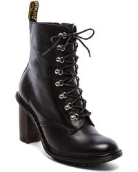 Dr. Martens Corinna Lace To Toe Shoe - Lyst