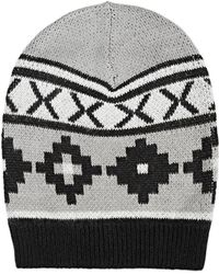 Barneys New York | Nordic-pattern Knit Hat | Lyst
