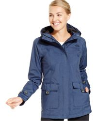 The North Face Carli Waterproof Jacket blue - Lyst