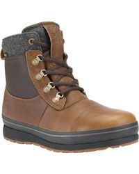 Timberland The Earthkeepers Shazzberg Mid Waterproof Insulated Boot - Lyst