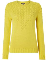 Pied a Terre   Cable Knit   Lyst