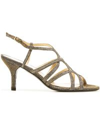 Stuart Weitzman The Turningup Evening Sandal - Lyst