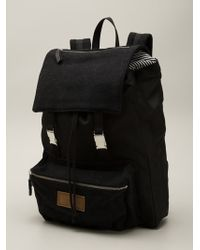 AMI Travel Backpack - Lyst
