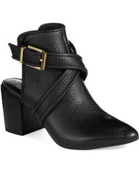 Report Signature Turner Ankle Boots - Lyst