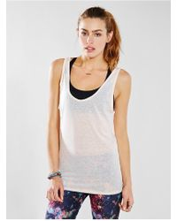 Move By Alternative - Be Graceful Tank Top - Lyst