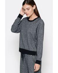 Joie Giri B Sweatshirt gray - Lyst