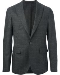 DSquared2 G Checked Suit - Lyst