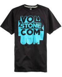 Volcom Signet T-Shirt - Lyst