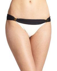ViX Betsey Bia Tube Bikini Bottom white - Lyst