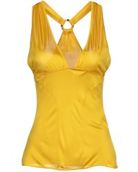 Costume National Top - Lyst